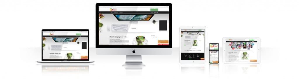 Diseno de paginas web bogota