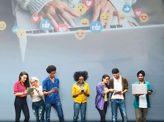 Estrategia de manejo de redes sociales