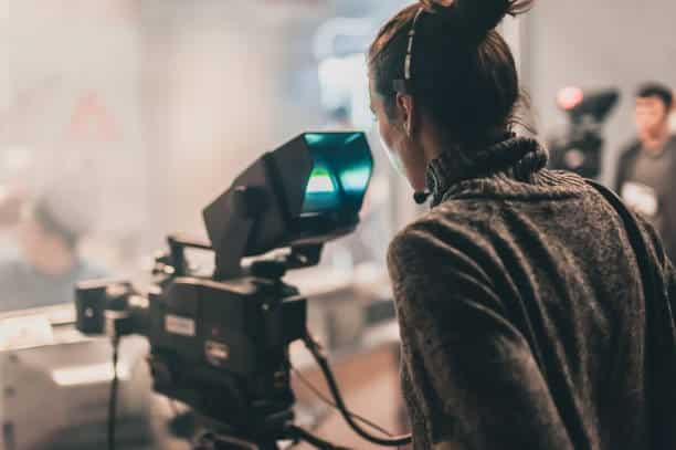 Grabando y rodando una producción audiovisual profesional