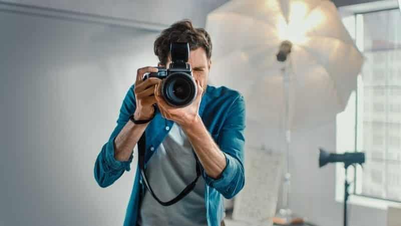 hombre fotografía profesional Bogotá amd