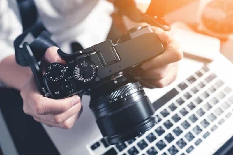 Cámara fotográfica profesional colombia