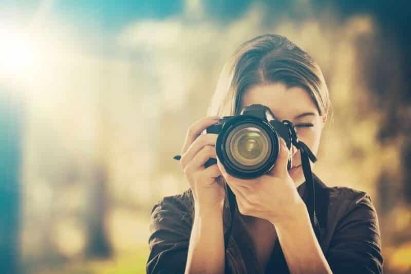 Profesionales de la fotografía en agencia amd
